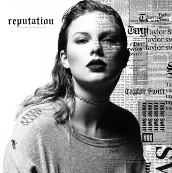 Taylor Swift - Reputation Credit: Mert & Marcus